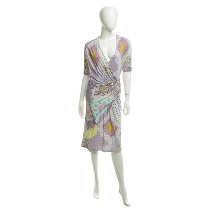Etro Kleid in Multicolor