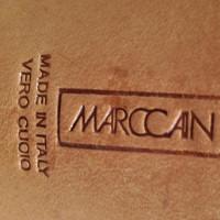 Marc Cain Paars en zwart zomer Heels
