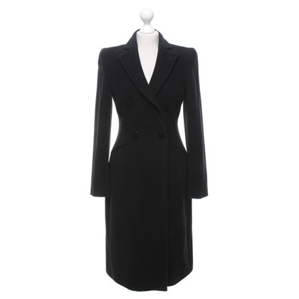 Armani Coat in black