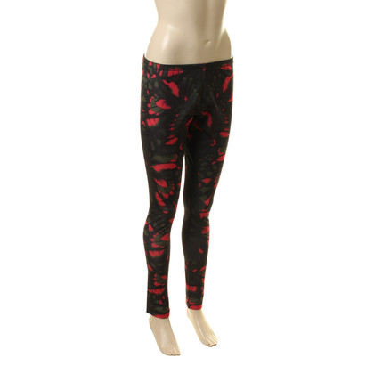 McQ Alexander McQueen Leggings with Pattern