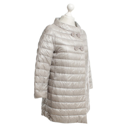 Herno Reversible jacket in light gray