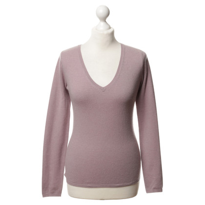 FTC Cashmere pullovers in violet