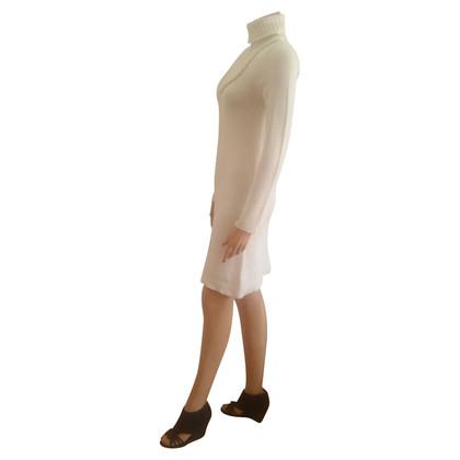 Chloé Cashmere volant jurk