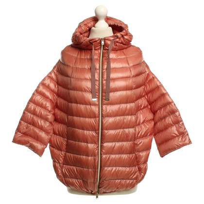 Herno Down jacket in rose gold