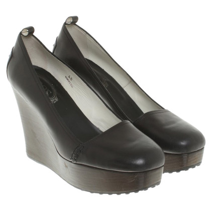 Tod's pumps Wedge