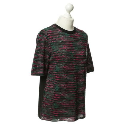 Missoni Musterstrick Shirt aus Baumwolle
