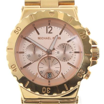Michael Kors Gold colored clock