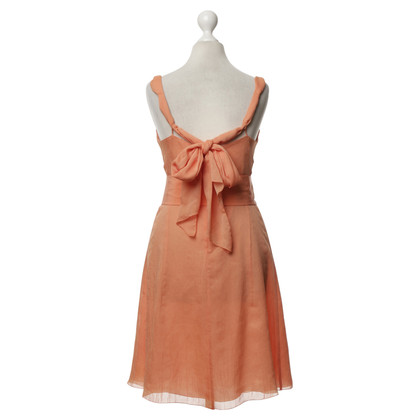 Hugo Boss Dress in Korallfarben