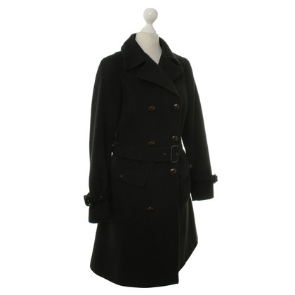 Gant Coat in black