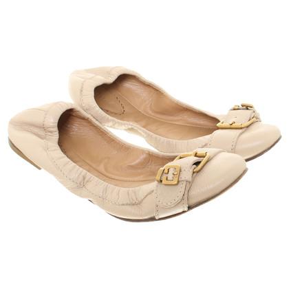 Chloé Ballerinas in beige