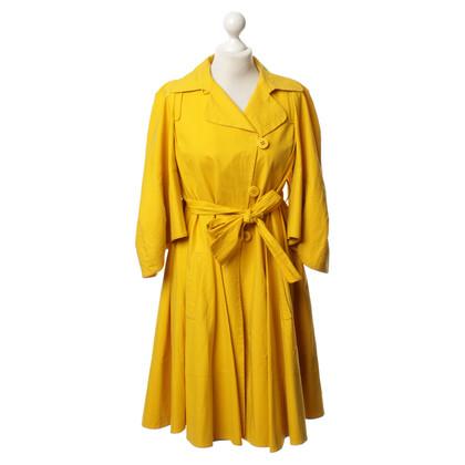 Sonia Rykiel Coat in yellow