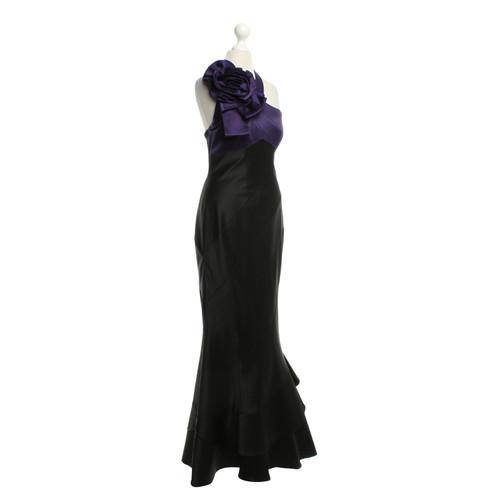cf25819e52a Karen Millen Satin evening dress - Second Hand Karen Millen Satin ...