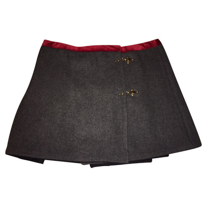 Fay skirt of velvet / wool