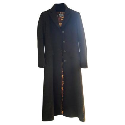 D&G Wollen jas