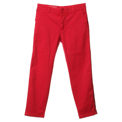 Closed Pants in red
