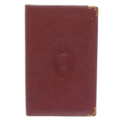 Cartier Passport case in Bordeaux