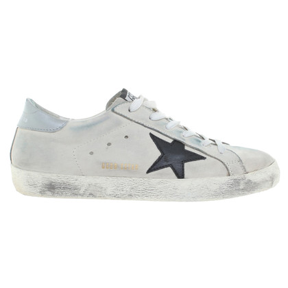 Golden Goose Sneakers mit Sternenmuster