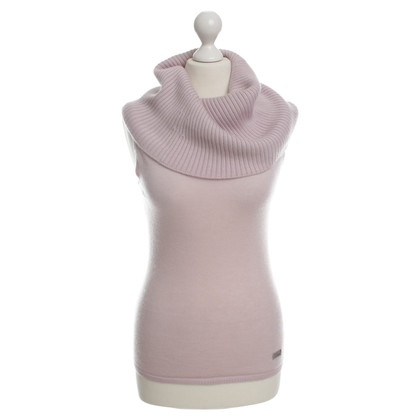 Christian Dior Vests with waterfall collar