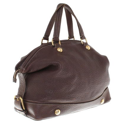 Dolce & Gabbana Shopper in Braun
