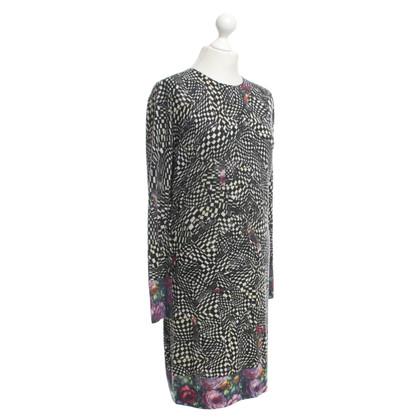 Paul Smith Gebreide jurk met patroon