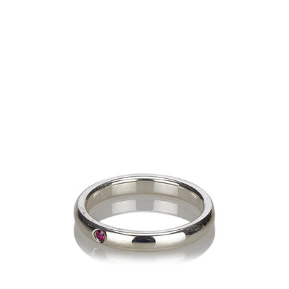 Tiffany & Co. Ring mit Edelstein