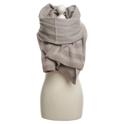 Chanel Thick scarf in beige