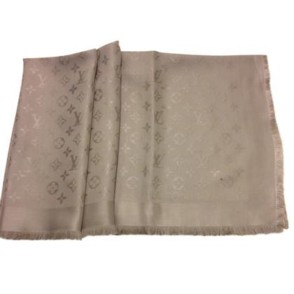 Louis Vuitton Monogram cloth in light grey
