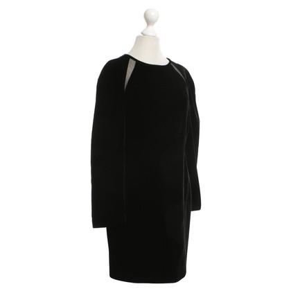 Autres marques Robe en velours noir