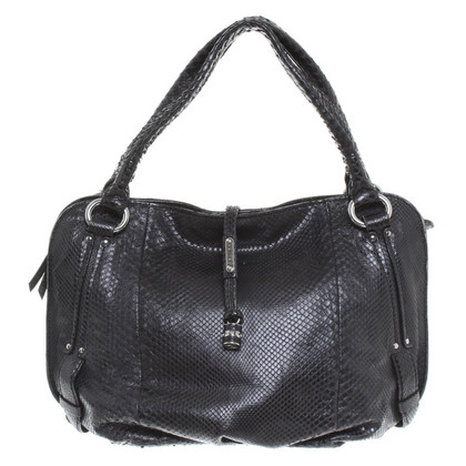 Céline Snake leather handbag