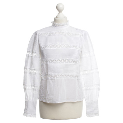 Isabel Marant Etoile Blouse with lace details