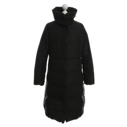 René Lezard Giù cappotto nero
