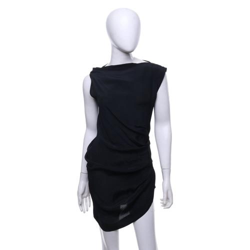 816518f4049 Vivienne Westwood Dress in black - Second Hand Vivienne Westwood ...