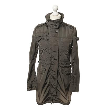 Peuterey Wind Jacket Men in het grijs