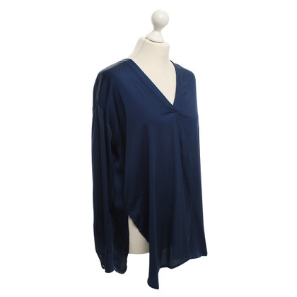 Vince Blouse in blauw