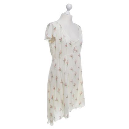 Ralph Lauren Kleid mit floralem Print