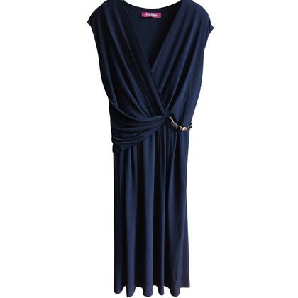 Max Mara zwarte mouwloze jurk