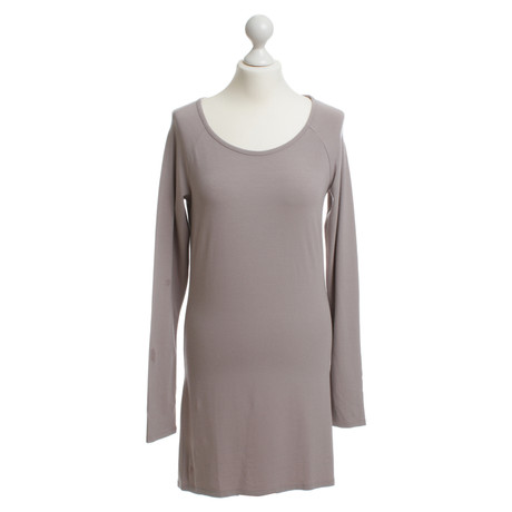 Marc Cain Langarmshirt in Taupe Taupe