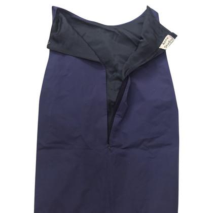 Acne Dress in dark blue