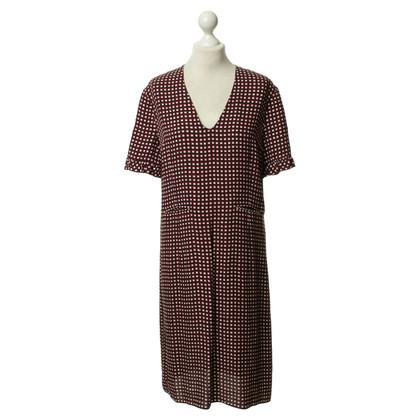 Marni Kleid mit Graphik- Muster