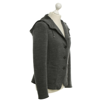 IQ Berlin Jacket in grey