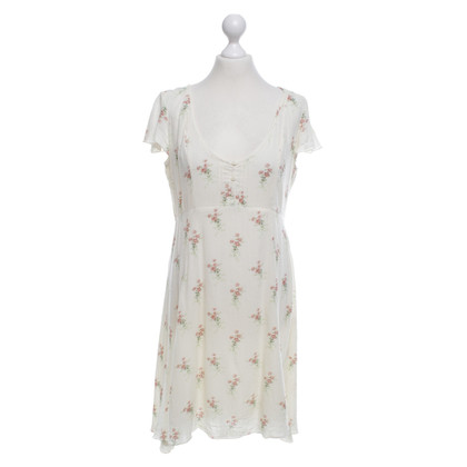 Ralph Lauren Robe avec imprimé floral
