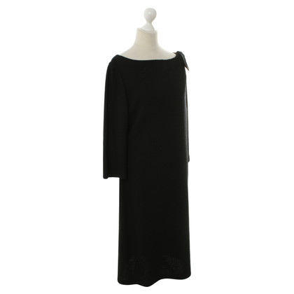 St. John Dress in black