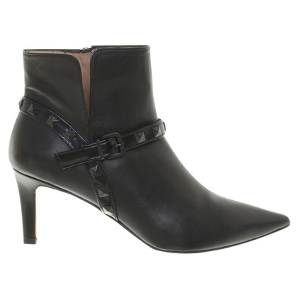 Pura Lopez Boots in Black