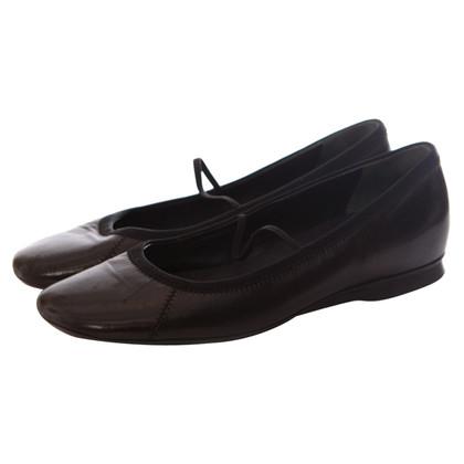 Prada Ballerinas in black