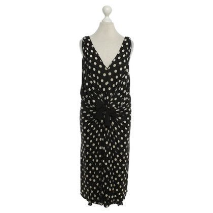 Moschino Cheap and Chic Dress with polka-dot pattern