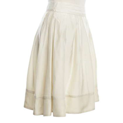 Costume National skirt in cream white