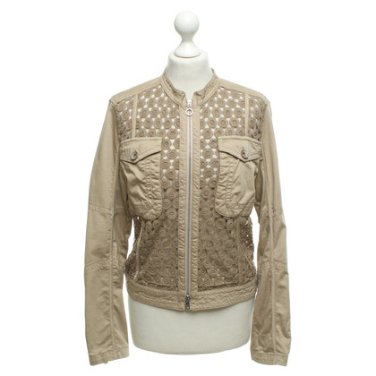 Marc Cain Giacca in Beige