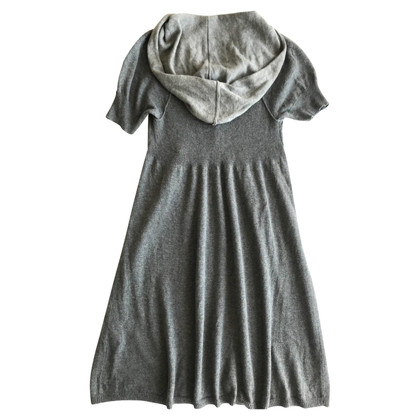 Armani Strickkleid in Grau