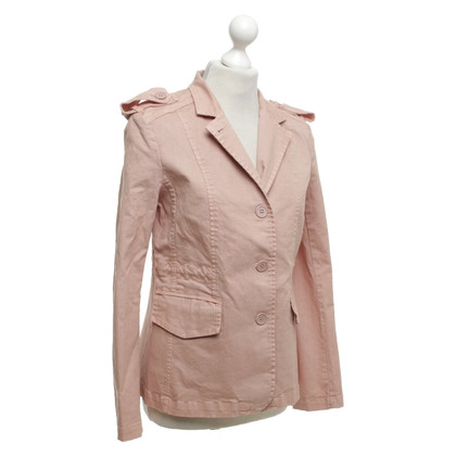 Camouflage Couture Giacca color rosa antico