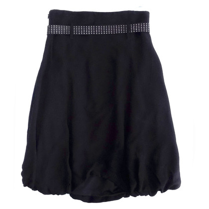 Pinko Balloon skirt with glitter belt